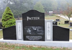 Patten's Michigan Monuments - Producing the finest granite memorials since 1917