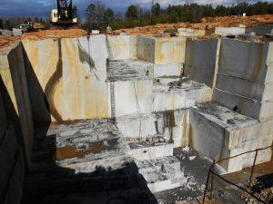 Keystone quarry, granite, paten's michigan monument